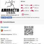 Amorotto 2018 – 3 gare assegneranno punti ITRA