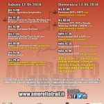 Amorotto Trail 2018 program!